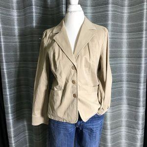 Corduroy like blazer jacket - 12